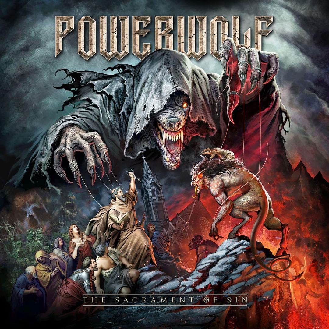 Powerwolf - The Sacrament Of Sin (Deluxe Edition)