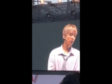 [FANCAM] 180406 EXO-CBX - Ment @ SMTOWN LIVE WORLD TOUR VI IN DUBAI