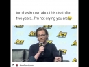 Том о смерти Локи