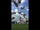 Фестиваль воздушных змеев в городе Эммен, Нидерланды
