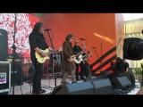 «Тёмная ночь» в исполнении Сергея Галанина и группы «Серьга».   На фестивале «Военная тайна»!