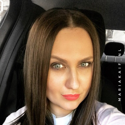 Мария Столяр