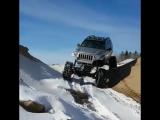 Jeep Liberty на стероидах