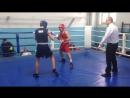 Финал 3 раунд бокс Литвинов