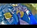 Утопил Stels 600 gt в реке / покатушка на квадроцикле
