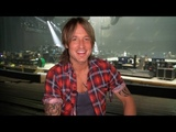 Keith Urban - Lights, Camera, Action! - Rehearsals For The Graffiti U World Tour - Part 3