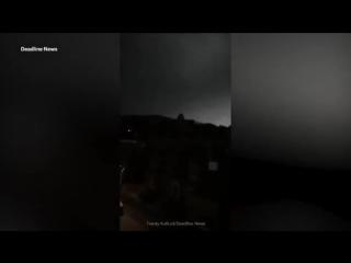 Молния ударила в айфон