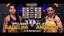 Jéssica Andrade vs. Cláudia Gadelha FULL FIGHT