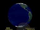 Солнечное затмение 15 февраля 2018 г схема частных фаз