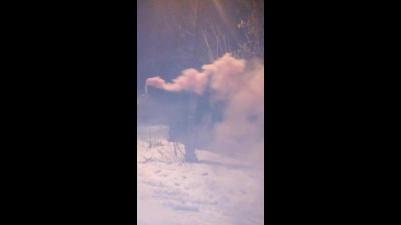 Итальянский фантастический дым Густой мощный долгий