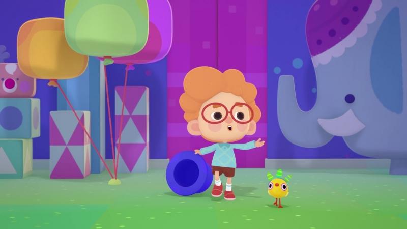 Четверо в кубе – Трейлер 13 серии «Цирк»