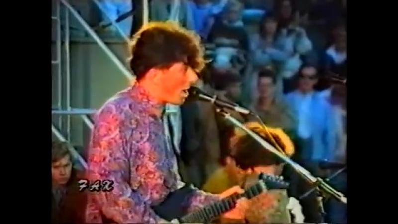 Агата Кристи - Шпала. Новоуральск, 18.07.1992г