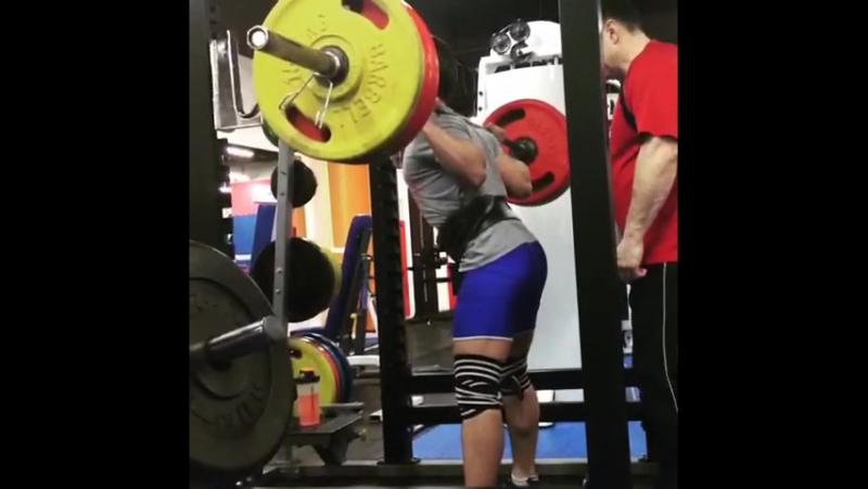 152,5kg*2
