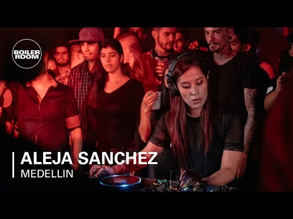 Aleja Sanchez Techno Mix | Boiler Room x Hostelworld: Selina Medellin