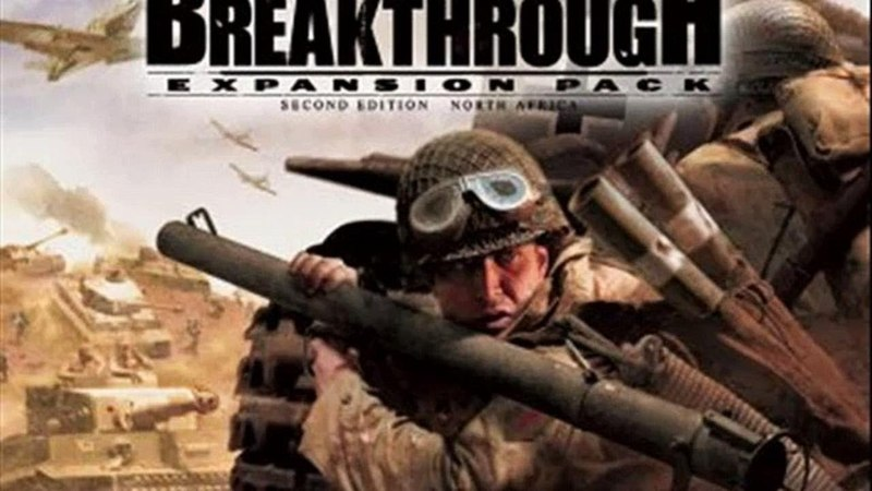 Прохождение игры Medal of Honor: Allied Assault Breakthrough 1