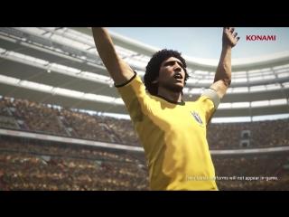 PES18 Legends Brasil & France