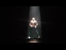 Шоу под дождём II Дышу тобой Театр танца Искушение МСК 22.07.2018г