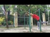 Ланч с брусьев (1м 40см)