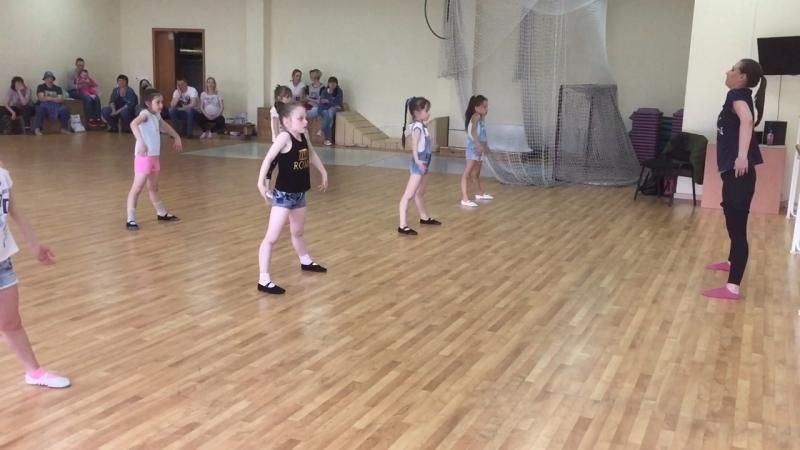 20.05.18 танцы- модерн разминка