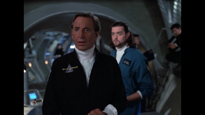 Подводная одиссея (Сиквест 2032) / SeaQuest / 1x08 - Knight of shadows (Рыцарь Теней)