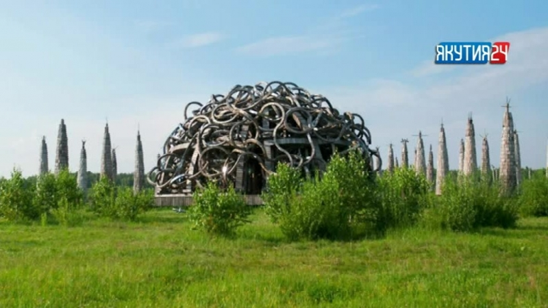 «Священный табун мифических лошадей» появится в пригороде Якутска