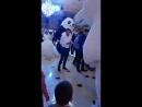 на свадебно танце панды🐼