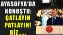 Erdoğan Ayasofya'da Konuştu, ÇATLAYIN PATLAYIN İSTEDİĞİNİZ KADAR BAĞIRIN