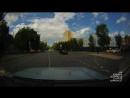 ДТП 13062018 LR Discovery vs Toyota Camry Москва Талалихина