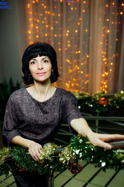 Наталья Чабанова