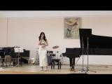 ГОС. Влада Гогичаева . Ella Fitzgerald- Airmail Special