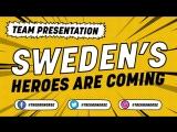 Представляем участника ЧМ-2018. Швеция