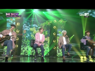 The rose - love in the milky way cafe ( org. 10cm)  @ the show 180501