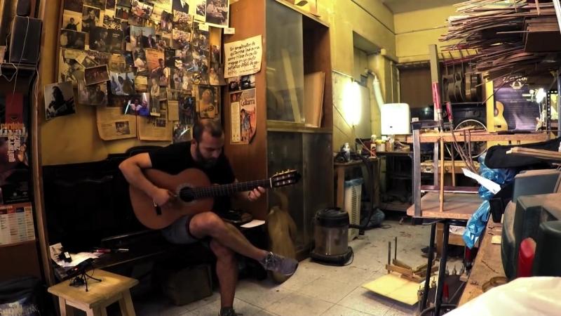 Cenk Erdogan - 'Beklerken' (Graciliano Perez guitar)