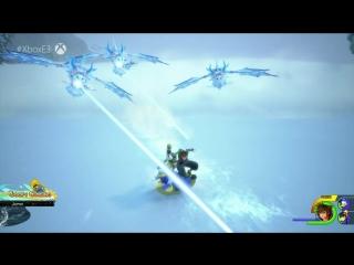 Kingdom Hearts 3 - E3 2018