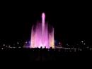 Шоу Поющих фонтанов в Олимпийском парке 2