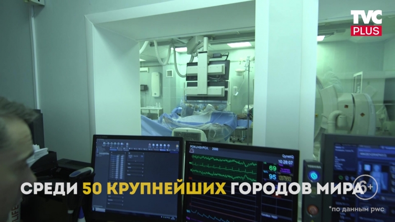 Здравоохранение Москвы