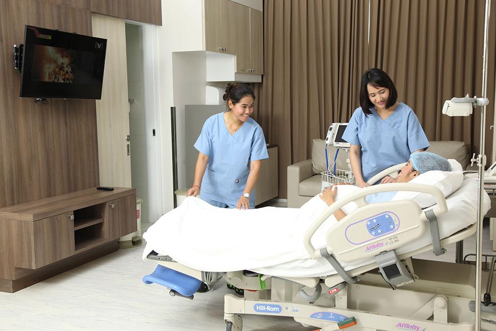 Больница гинекологии