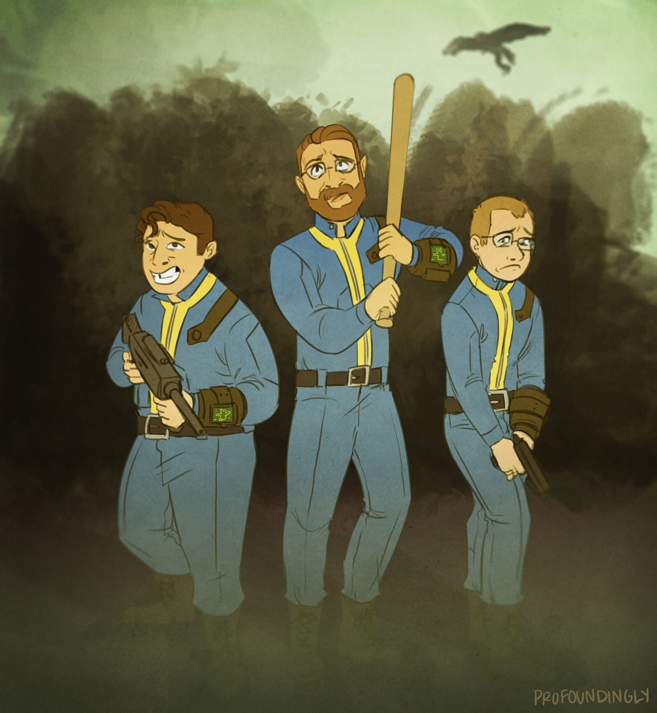 Fallout 76 Fan Art