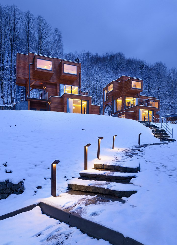 Szuflandia Apartments / Brandys Design   Modern House