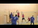 Спорт. Волейбол.