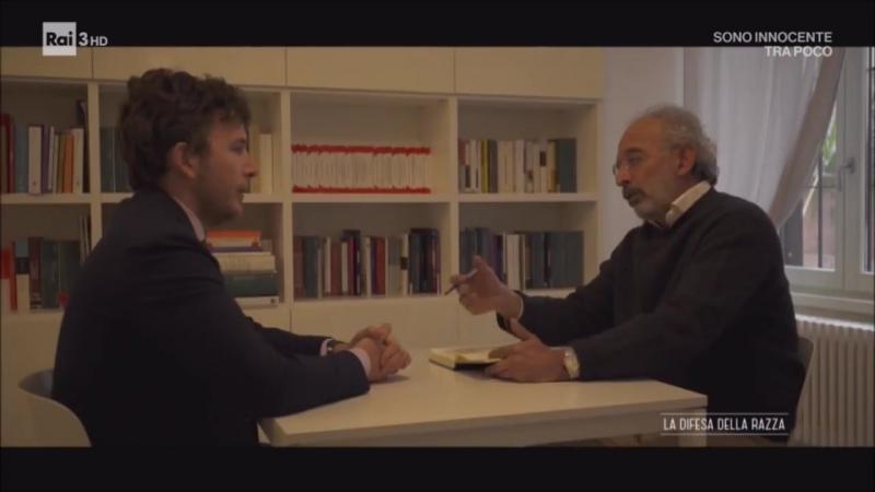 DIEGO FUSARO intervistato da GAD LERNER Il globalista Soros, nemico di classe (Rai3)