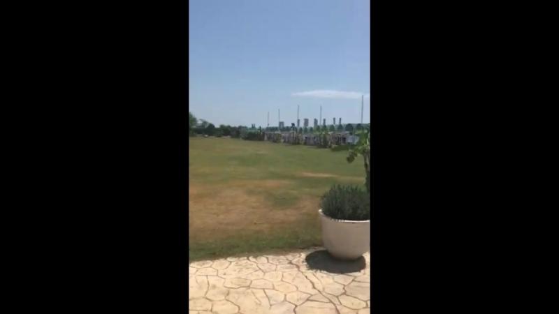 Первомай в турецком отеле. Ухта-Печора.