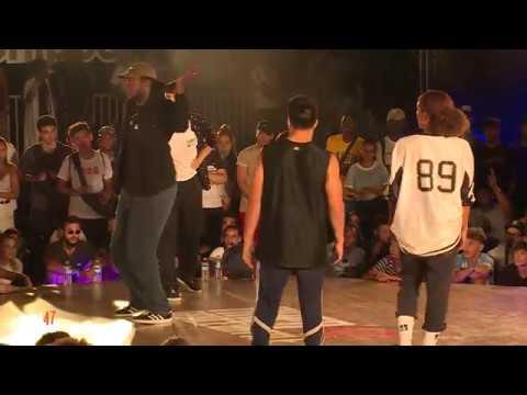 AREA 47 Dance Battle I Semifinal 2 MONSTA POP ROBOZEE VS KASTRITO MELS