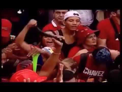 Chávez inmenso: ¡Le vamos a dar una paliza a la burguesía!