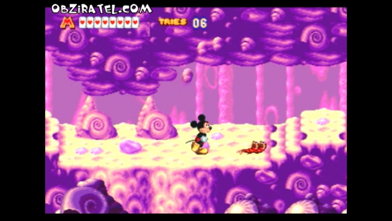 PastGames 2 - World of Illusion Starring Mickey Mouse and Donald Duck (примерно февраль-апрель 2011 г.)