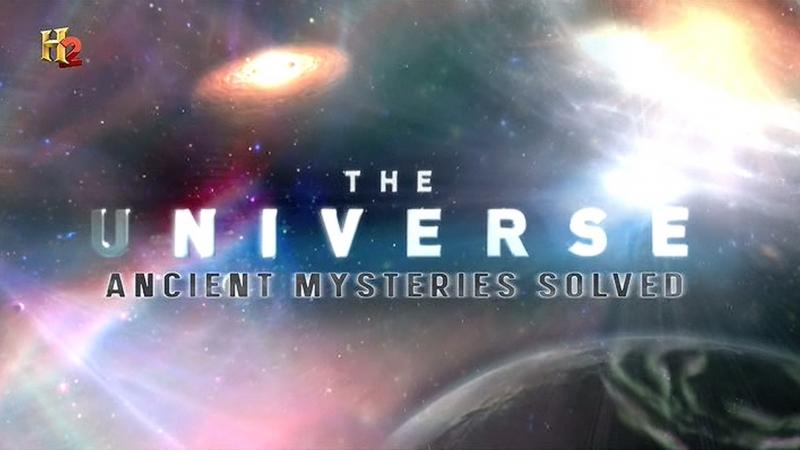 Вселенная 9 сезон 2 серия Глаз Бога / The Universe: Ancient Mysteries Solved