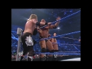 WWE.SmackDown.2007.12.21 - WORLD TITLE HANDICAP MATCH: Batista vs Edge & The Edgeheads (Kurt Hawkins & Zack Rider)