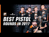 Best pistols rounds in 2017. VP CS:GO fragmovie