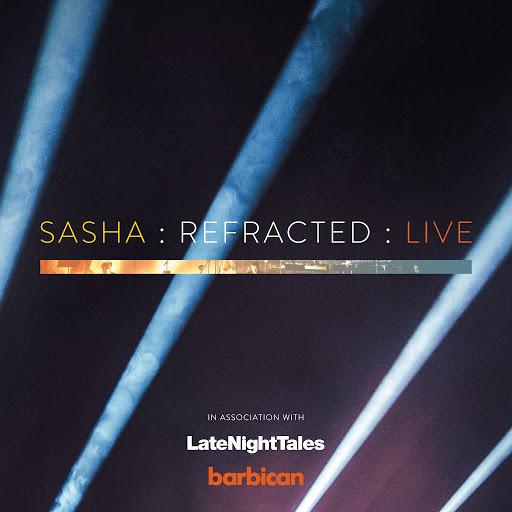 Саша альбом Refracted