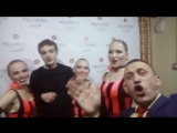 Шоу-балет «Академия» в гостях в Лесном